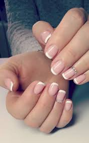French Tip Nail Design Ideas Pin By Attirepin On Accessories French Nail Designs