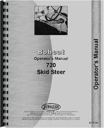 bobcat 720 skid steer loader operators manual Bobcat Skid Steer Hydraulic Diagram bobcat 720 skid steer loader operators manual (htbc o720)