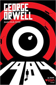 orwell 1984 book cover 12