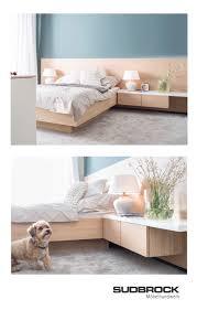 Schlafzimmer Möbel Einrichtung Ideen Modern Mit Holz Bett Fokus