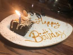 Complimentary Birthday Cake Picture Of Wildhorse Saloon