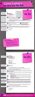 how to write cover letter and resumes cover letters the good and the bad career advice hub seek