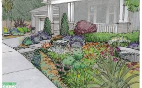 Small Picture DrawnToGarden From Concept to Reality a Garden Designers Journey