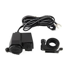 go kart parts go kart accessories monster scooter parts 12 volt usb charging adapter for scooters atvs dirt bikes go karts
