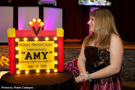 broadway marquee candle holder for candle lighting bat mitzvah ri by gold event