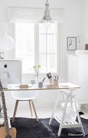 work desk ideas white office. Perfect Work Clean Work Space  Freelance Girl Boss Home Office White  Desk Goals On Work Desk Ideas White Office