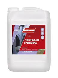 <b>Грунт акриловый PARADE G30</b> 10л Россия PARADE 15507197 в ...