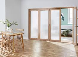 finesse frosted 3m internal bifold doors