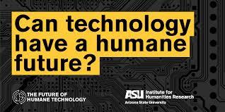 Asu Graphic Design The Future Of Humane Technology Symposium Pre Health Advising