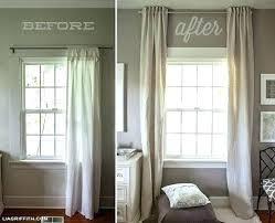 Single window curtain Treatment Ideas One Curtain On Window Single Window Curtain Ideas Best Small Window Curtains Ideas On Single Window Onfireagaininfo One Curtain On Window Single Window Curtain Ideas One On Pole Width