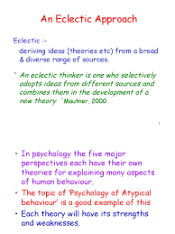 We are here The Science of Psychology Approaches to Psych Growth of Psych  Research Methods Statistics DescriptiveExperiment Case Study Survey  Naturalistic