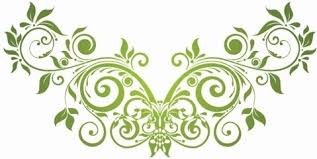Image result for green flourish