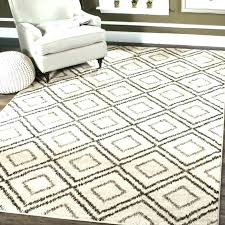 7x9 outdoor rug ou area rug 7 x 9 rugs beige jute the home depot design