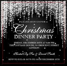 Holiday Dinner Invitation Template Christmas Party Invitation Template 650 649 Office Party