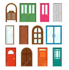 Decorating front door clipart pictures : 16,200 Wooden Door Stock Illustrations, Cliparts And Royalty Free ...