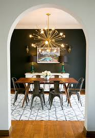 how to decorate your home with dark colors