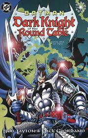 dark knight of the round table