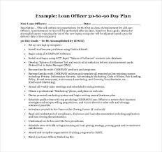 19 30 60 90 Day Action Plan Template Free Pdf Word Format