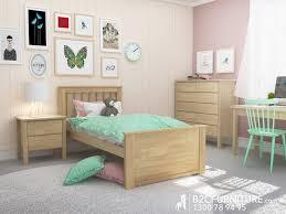 Single Bedroom Furniture Dandenong Single Bed Frame Kids Beds B2c Furniture