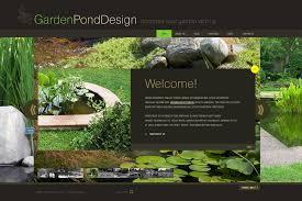 Community Garden Website Template Garden Templates Ozilalmanoofco Classy Garden Web Design Design