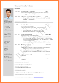4 Sample Cv For Job Application Pdf Musicre Sumed