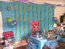 Photo 6 Of 6 Little Mermaid Bedroom Decor Awesome The Little Mermaid Room  Decor Little Mermaid Decorations Ideas ( Little