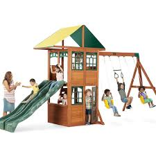 big backyard treasure cove wooden playsets for kids playground ideas