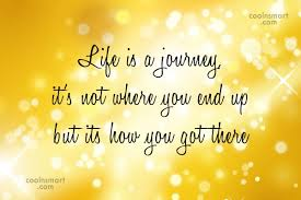 Life Is A Journey Quotes Impressive Journey Quotes And Sayings Images Pictures CoolNSmart