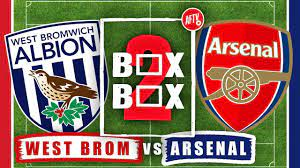 Must Win Game! West Brom vs Arsenal ...