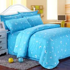 small size of star print single duvet cover single double king size cotton blend bed set
