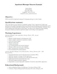 It Manager Resume Objective Resume Objectives For Managers ...