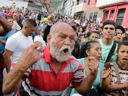 venezuelan economic crisis leads to food shortages business insider