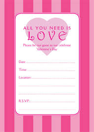 date night invitation template valentines day party invitations