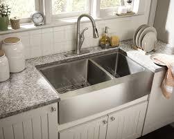 Apron Front Kitchen Sink White Decorative Apron Front Kitchen Sink Design Ideas And Decor