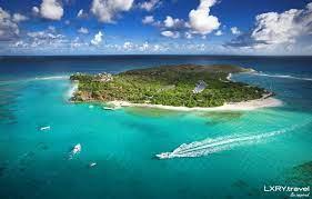 Necker Island, Sir Richard Branson's ...
