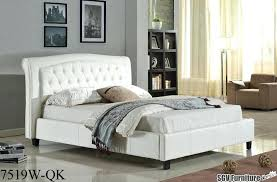 tuffed leather headboard ca king size bed frame w tufted leather headboard california king tufted leather