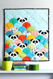 Modern Quilt Patterns Magnificent How To Get Free Modern Quilt Patterns Baby Quilt