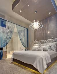 extremely modern funky apartment interior design ideas vegas style bedroom with stylist light grey and