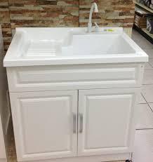 utility sink cabinet home depot bathroom astounding plumbing department appealing utility sink cabinet home depot