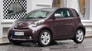 Toyota iQ Review | Top Gear