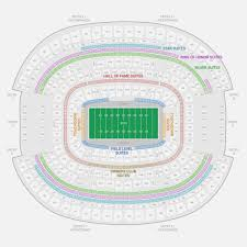 Superdome Seating Chart With Row Numbers Simplefootage August 1984