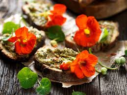 Health Benefits Of Edible Flowers Add Flower Power To Your