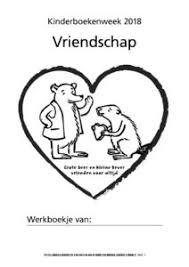 Kinderboekenweek 2018 Vriendschap Kom Erbij Rian Visser