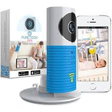 Amazon.com : Video Baby Monitor Camera Compatible With iPhone ...