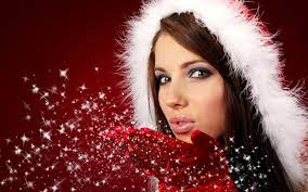Christmas girls photo 2 santa girl ...