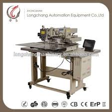 Industrial Sewing Machine Automation