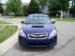 Review: 2010 Subaru Legacy GT - The Truth About Cars