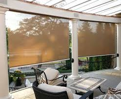 outdoor privacy shades. Outdoor Rollup Shades The A Privacy Screen That Will Encourage You To Spend More Time Outdoors