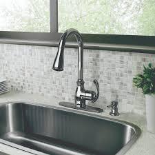 Moen Motionsense Kitchen Faucet Kitchen Fabulous Moen 7594esrs Pulldown Kitchen Faucet With Motion