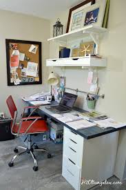 ikea office makeover. Before Makeover Ikea Office E